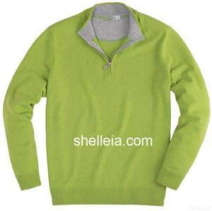 China Mens Cashmere Sweater, Mens Zipper Cardigan, Man