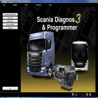 Quality 2017 Newest Scania VCI & VCI2 SDP3 V2.31 Software Automotive Diagnostic Software for Trucks/Buses for sale