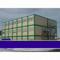 China Mobile Hotel, Multi-store Accommodation, Innovative Design, Suitable for Plumbing wholesale