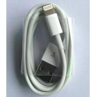 China White Round USB2.0 AM Cable to 8P Lightning for Iphone5/5C/5S wholesale