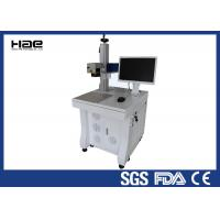 China MOPA Color Fiber Laser Marking Machine For Stainless Steel / Aluminum on sale
