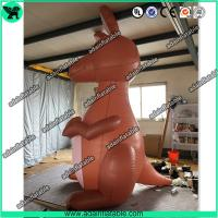 Quality 2m Inflatable Kangaroo, Advertising Giant Inflatable Animal for sale