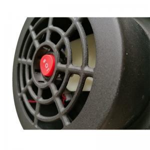 Buy cheap Matte Black Solar RV Vent Fan , Solar Powered Exhaust Fan Anti UV ABS Body from wholesalers