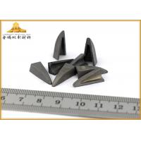 China Hard Alloy Cemented Tungsten Carbide Pins Tips Needles Pins For Bush Hammer wholesale