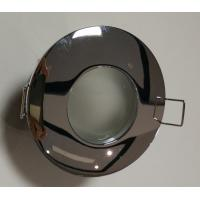 Buy cheap Downlight Fittings - IP65 Bathroom Chrome from wholesalers