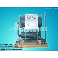 China Series TYB Coalescence-separation Oil Purifier wholesale