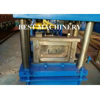 China Box Beam Upright Roll Forming Machine Warehouse with Pressing Combine Device wholesale