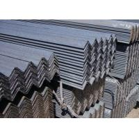 China SS400 Unequal Leg Steel Angle , Paint / Galvanized Mild Steel Unequal Angle wholesale