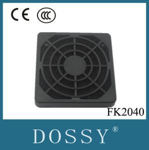 China Axial fan plastic filter 50mm FK2050 fan filter for 50mm hepa filter exhaust fan on sale