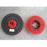 "Rotary Floor Cleaning Machine Brushes , 19""  Size Disc Diamond Abrasive Brush"
