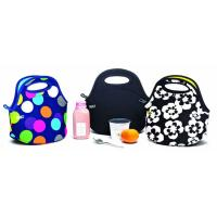 China Cooler Lunch Box Bag For Adults Neoprene Lunch Tote Bags. Size is 30cm*30cm*16cm. SBR material. wholesale