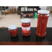China No Sugar Tomato PasteCan , Tomato Paste In Drums Without Additives wholesale