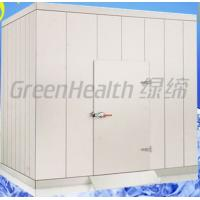 China Easily Carried Cold Storage Room Frozen Food With Integration Cooler Unit wholesale