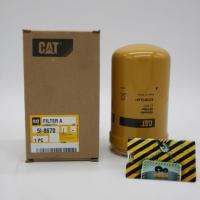 China Excavator Heavy Equipment Filters For Caterpillar 320D Hydraulic Oil Filter wholesale