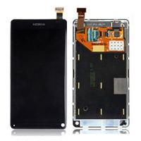 China NOKIA N9 Lcd Screen with Digitizer Touch Screen wholesale