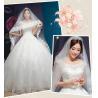 China Rhinestone Wedding Dress wholesale