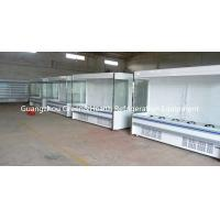 China R134a / R22 Multideck Open Chiller 5 Tired Pansonic With Curved Lass Door wholesale