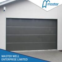 China customized sectional garage door for sale/ customized steel garage door wholesale