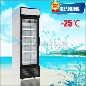 China One Door Small Glass Door Freezer wholesale