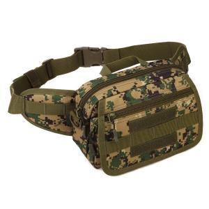 China Army Nylon Waterproof 22x8x18CM Tactical Sling Bag wholesale