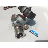 """China 3 Way DN40 OD 1.5"""" Stainless Steel 316 Sanitary Diaphragm Valve wholesale"""