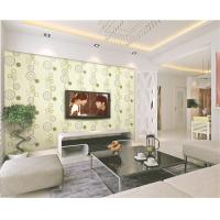 China 0.7m width Top quality waterproof mould proof PVC vinyl wallpaper wholesale