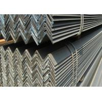 China Unequal Hot Rolled Angle Steel For Metal Structure / Bridge 20 - 200mm Width wholesale