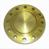 China ANSI Class150 ASTM A105 Forged Steel RTJ Blind Flanges, Carbon Steel RTJ Blind Flanges wholesale