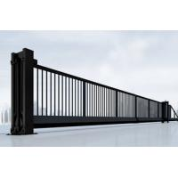 China Heavy Duty Cantilever Sliding Gates , Galvanized Zinc Automatic Sliding Gate wholesale