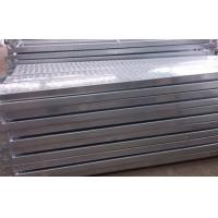 Quality Kwikstage steel and aluminum Scaffold Plank thickness 1.8mm / 1.5mm for sale