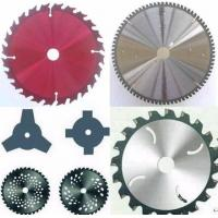 China Tungsten Carbide Tipped Circular Saw Blade wholesale