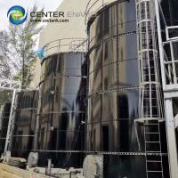 China Excellent Abrasion Resistance Porcelain Enamel Tanks For Potable Water And Drinking Water Storage on sale