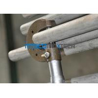 China Soft / Hard Heat Exchanger Tube With ASTM A213 / ASME SA213 Stainless Steel Material wholesale
