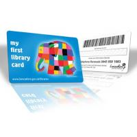 China Library Card/Plastic Library Card wholesale