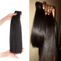 China 22'' Funmi Virgin Hair Without Short Hair 10A Grade No Chemical wholesale