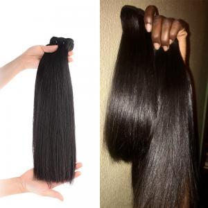 China 22'' Funmi Virgin Hair Without Short Hair 10A Grade No Chemical wholesale