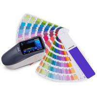Quality YS3010 Handy Handheld Colorimeter , Color Matching Spectrophotometer 400-700nm Wavelength for sale