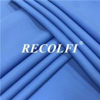 China Italian Warp Knitting Recycled Spandex Fabric With High Colorfastness wholesale