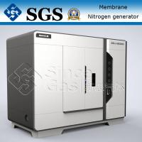 China SINCE GAS Nitrogen Membrane Unit / Membrane Type Nitrogen Generator Plant wholesale