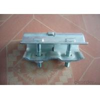 China Steel Galvanized Forged Construction Scaffolding Sleeve Coupler on sale