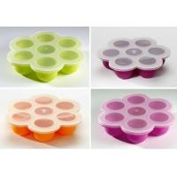 Accept Customized logo Eco-friendly Pvc,Silicone ice cube molds china supplier