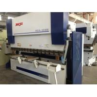 China 7.5kw 2500mm Multi-Axis CNC Hydraulic Press Brake 100t For Steel Tower / Truck Carriage wholesale