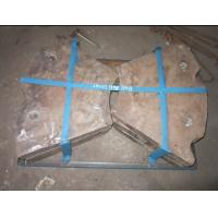 Buy cheap Ni-hard Discharge Grinding Mill Liners For Grinding Feldspar from wholesalers