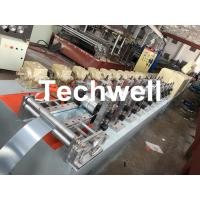 China Roller Shutter Door Slat Roll Forming Machine With Pu Foam Injection Machine For Offering Energy Savings and Security wholesale