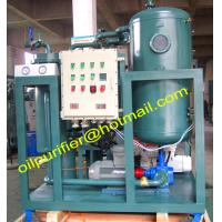 China Explosion -proof Turbine Oil Purification Unit, Oil Filtration Particle Counter Nas1638 wholesale