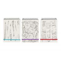 China Spiral Bound Book with elastic ,  Print Your Own Spiral Bound Presentation Book on sale