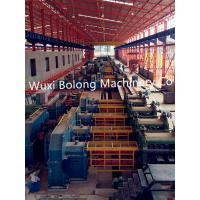 Buy cheap Rotatory Type Hot Rolling Mill Machine One AC Motor Drives Six from wholesalers