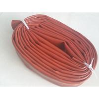 China Corona Roller Silicone Rubber Tube With High And Low Pressure Resistance wholesale