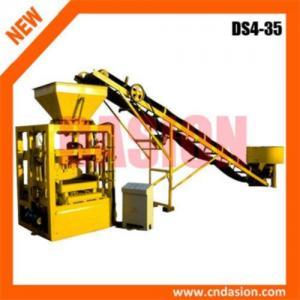 China Concrete Block Making Machine wholesale