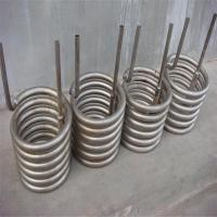 China ASTM B338 Gr. 2 Titanium Coil Tube/ Spiral Tube on sale